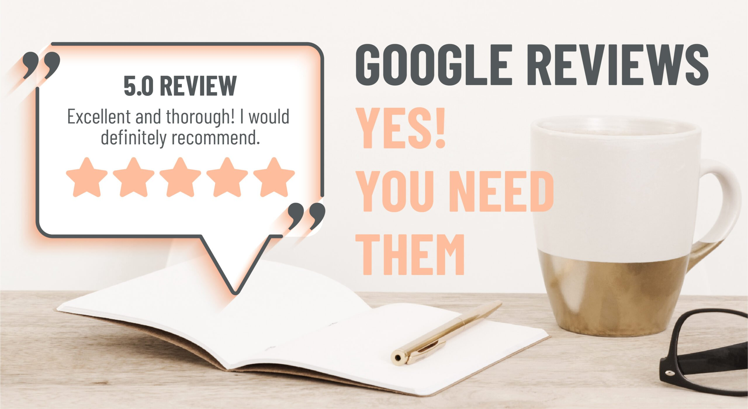 Reviews are king - small businesses need reviews