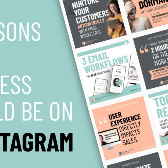 9 Reasons Your Business Should Be on Instagram